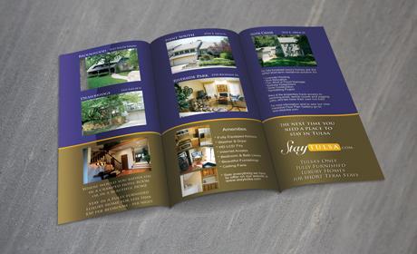 StayTulsa Brochure