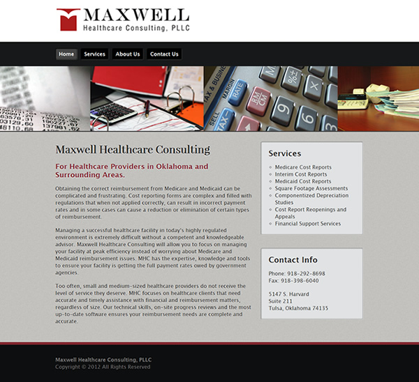 Maxwell Healthcare Financial Consulting